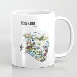 Bergsjön, Göteborg, Sweden. Coffee Mug