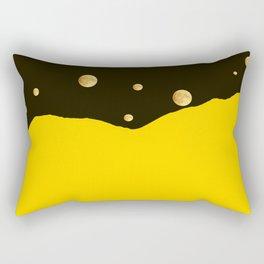 Many moons in the sky #decor #buyart #society6 Rectangular Pillow