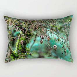 Little Pinecones Rectangular Pillow