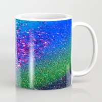 rave Mugs featuring Rave by Intrinsic Journeys