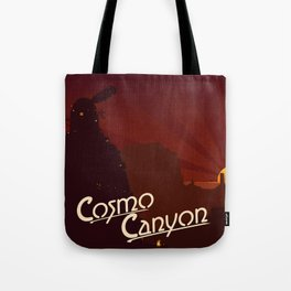 Final Fantasy VII - Cosmo Canyon Tribute Tote Bag