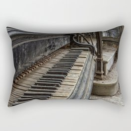 The greenery manor - Sonata in the moonlight Rectangular Pillow