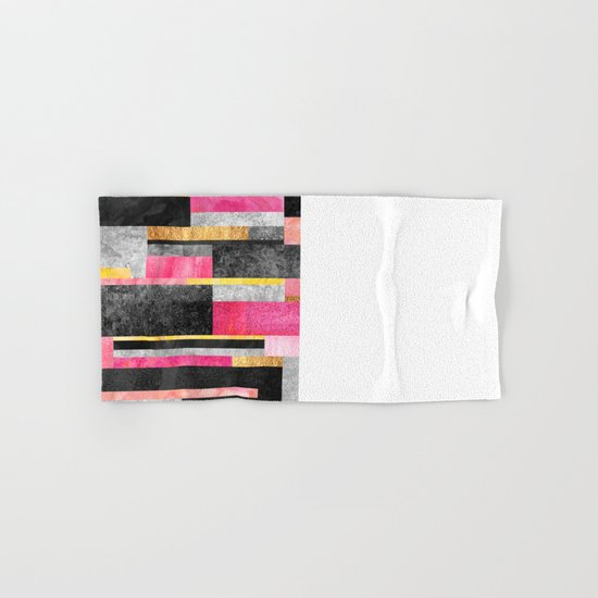 Big City Girl Hand & Bath Towel