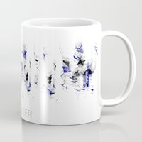native Mugs featuring NATIVE by Inadeer