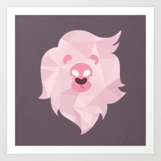 Lion - Steven Universe Art Print