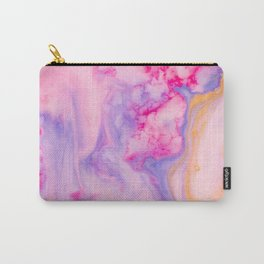 Liquid paint marbling Carry-All Pouch