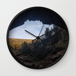 Ruinas Wall Clock