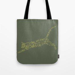 I Love Cats 02 Tote Bag