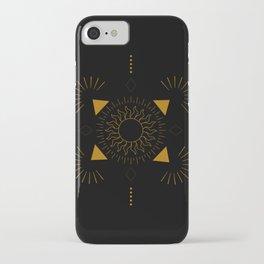 Ancient Shine iPhone Case
