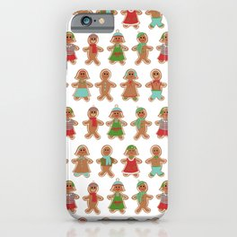 Gingerbread Bonanza iPhone Case