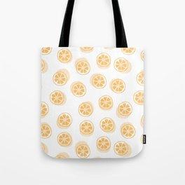 Kumquat Pattern Tote Bag