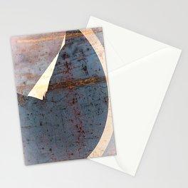 overlaps III Stationery Cards