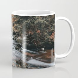 Autumn Creek - Landscape and Nature Photography Coffee Mug