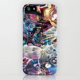 Phantodyssey iPhone Case