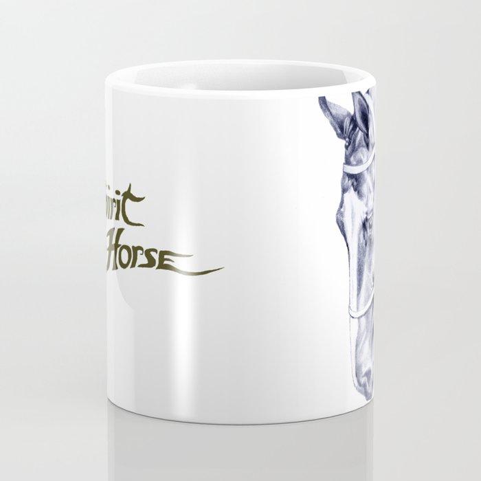 Nureyev (US) - Thoroughbred Coffee Mug