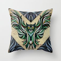 Learn Throw Pillow