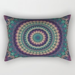 Mandala 580 Rectangular Pillow