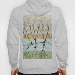 withered tree Hoody