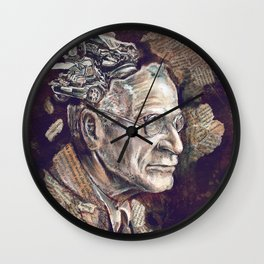 Keeping It Jung 2 Wall Clock