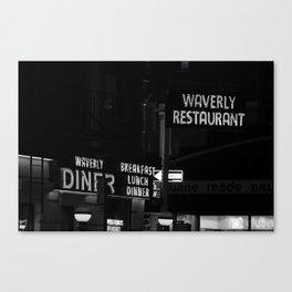 Waverly Canvas Print