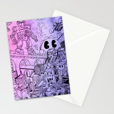 Funky Town pt. 1 Stationery Cards