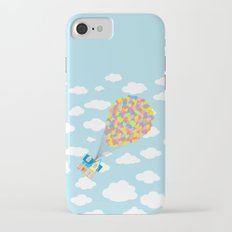 Up! On Clouds iPhone 7 Slim Case