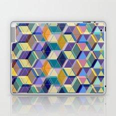 Cube Geometric VIII Laptop & iPad Skin