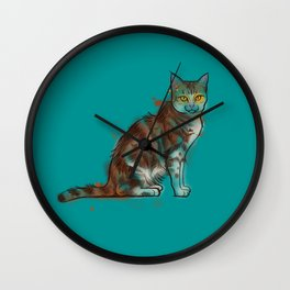 Tabitha Wall Clock