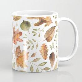 Autumn/Fall Leaves Coffee Mug