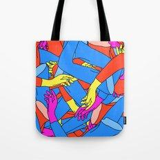 Transferral Race Tote Bag