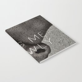 KISS ME SLOWLY Notebook