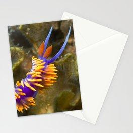 Spanish Shawl Nudibranch Stationery Cards