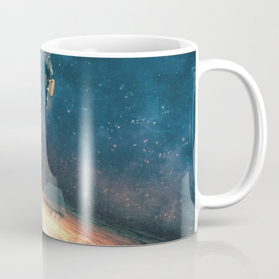 My dream house is in another galaxy Mug