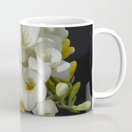 Cupertino's Fragrant Freesias Coffee Mug