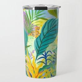 Paradise Jungle Travel Mug