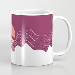Sunrise in the Mountains Coffee Mug