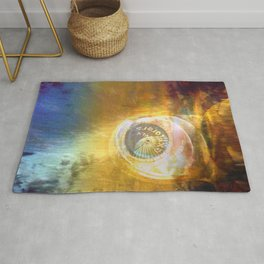 EXPLORERS ONLY / The Biggest Spatial Eye / 26-08-16 Rug