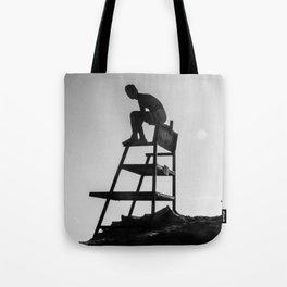 Beach Life - Lifeguard Tote Bag