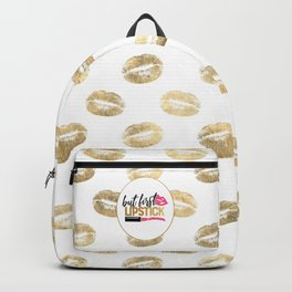 But First Lipstick Backpack