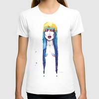 bleach T-shirts featuring Bleach by Cristina Stefan