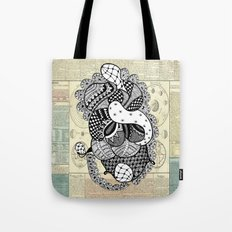 Kiss untimely Tote Bag