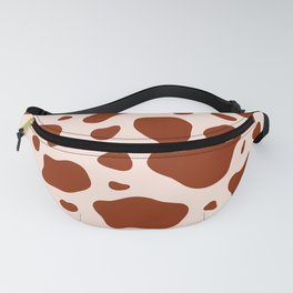 How Now Brown Cow Fanny Pack