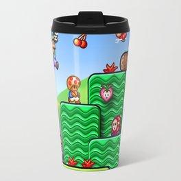 Super Mario 2 Travel Mug