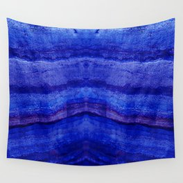 Blue Sandstone Wall Tapestry