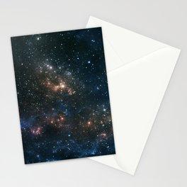 Stars and Nebula Stationery Cards