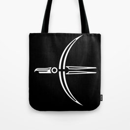Moon Raven Tote Bag