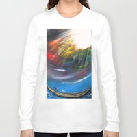 "romance Long Sleeve T-shirts featuring ""Romance"" by Kasia Pawlak"