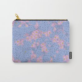Spring Pattern Carry-All Pouch