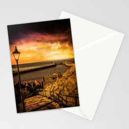Whitby Wanderer Stationery Cards