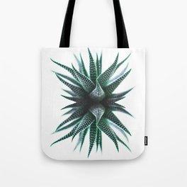 Minimal Cactus Tote Bag